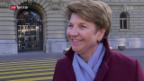 Video «Viola Amherd – die CVP-Bundesratskandidatin im Portrait» abspielen