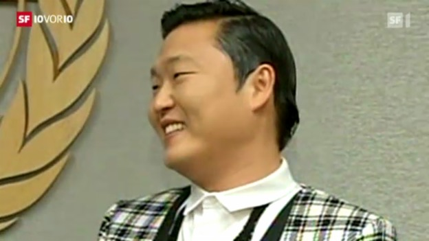 Video ««Gangnam style» in der UNO» abspielen