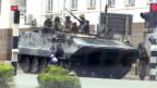 Video «Mugabe zeigt sich unnachgiebig» abspielen