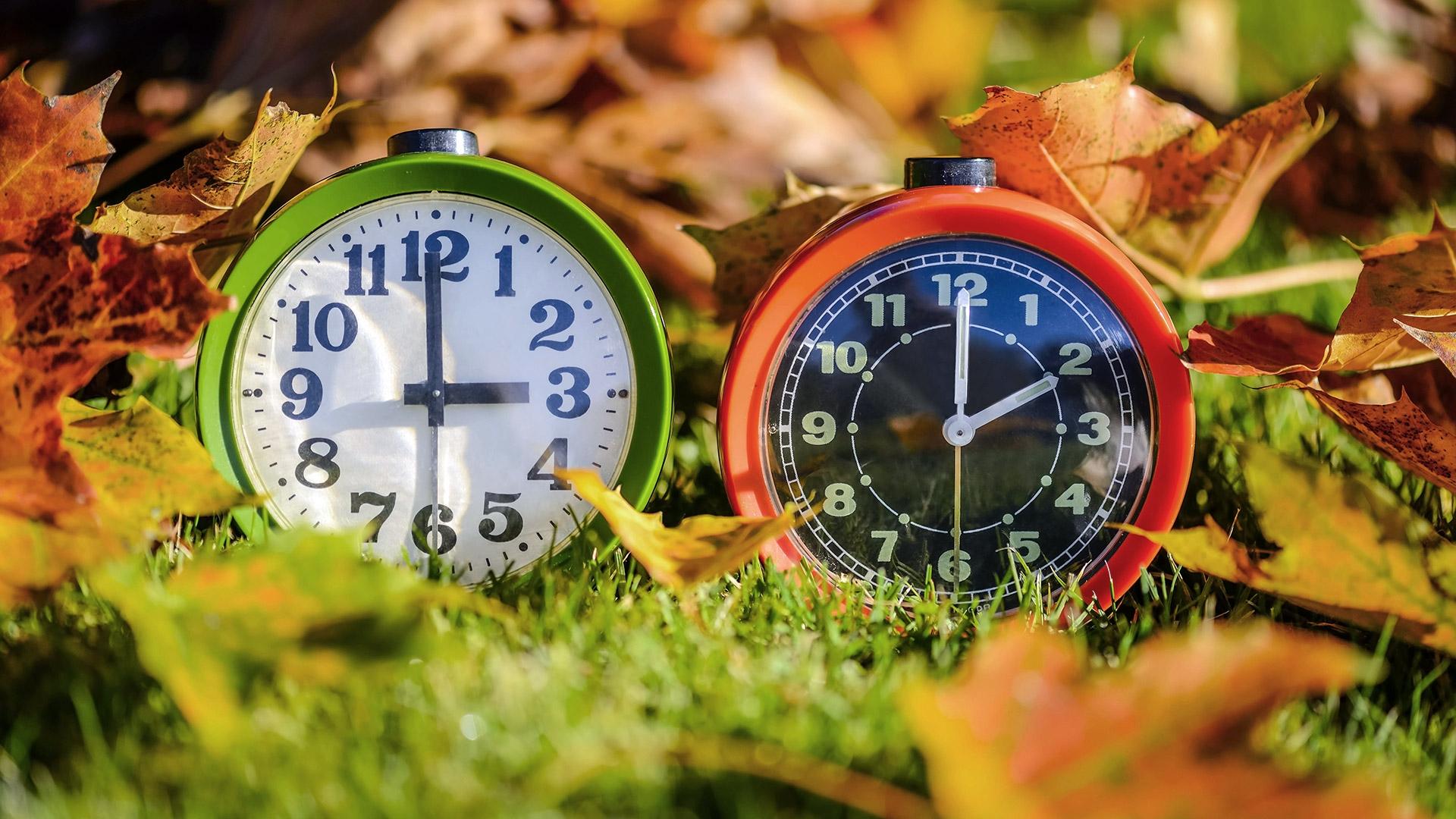 Winterzeit – Stress und Entlastung für die innere Uhr