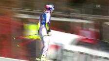 Video «Ski Alpin: Vonn scheidet in Lienz aus» abspielen