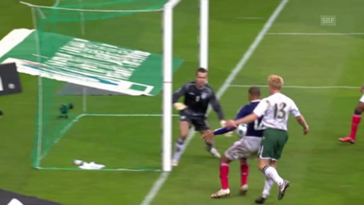 Fussball: Rückblick auf Thierry Henrys Laufbahn