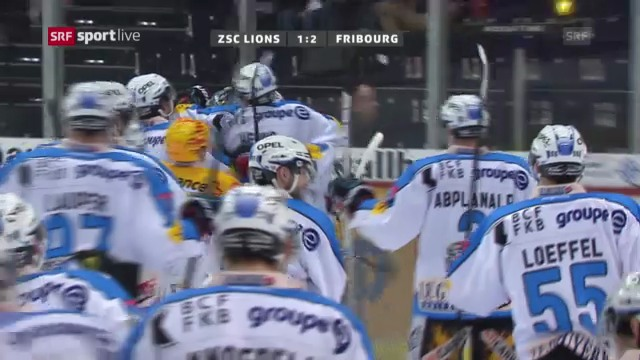 ZSC Lions - Fribourg