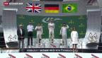 Video «Rosberg gewinnt Grand Prix in Österreich» abspielen