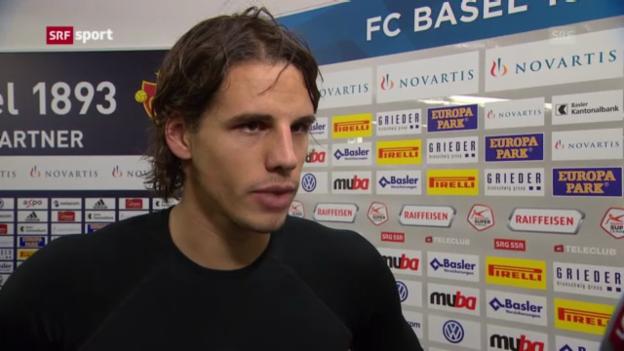 Video «Fussball: Interview mit Yann Sommer» abspielen