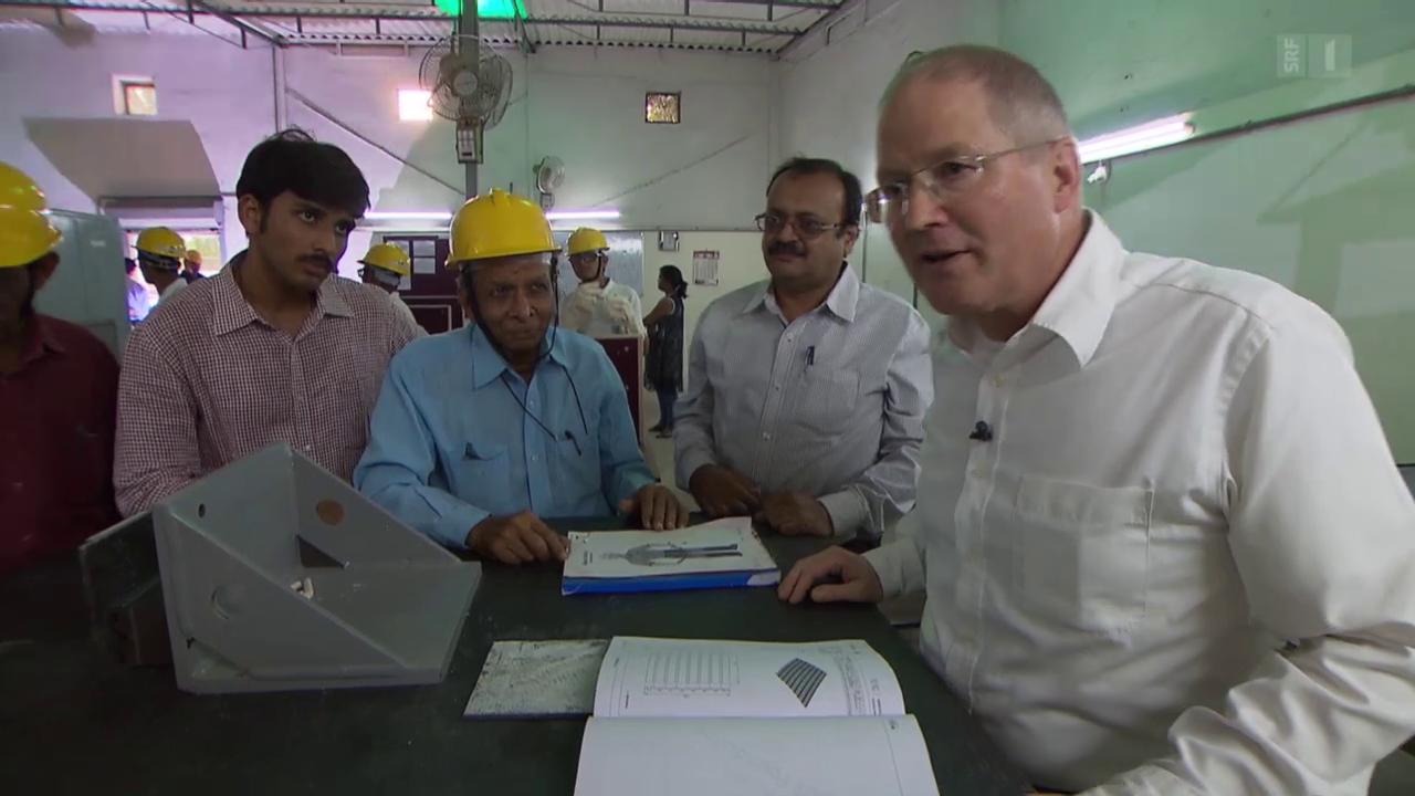 Skillsonics exportiert Schweizer Berufsbildung nach Indien