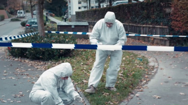 Video «Tatort, Bestatter und CSI - Spurensuche zwischen Fiktion und Realität» abspielen