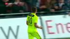 Video «Letztes Aargauer Derby geht an Aarau» abspielen