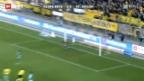 Video «SL: Young Boys - St. Gallen» abspielen