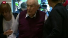 Video «Die Verurteilung des «Buchhalters von Auschwitz» (Archiv)» abspielen