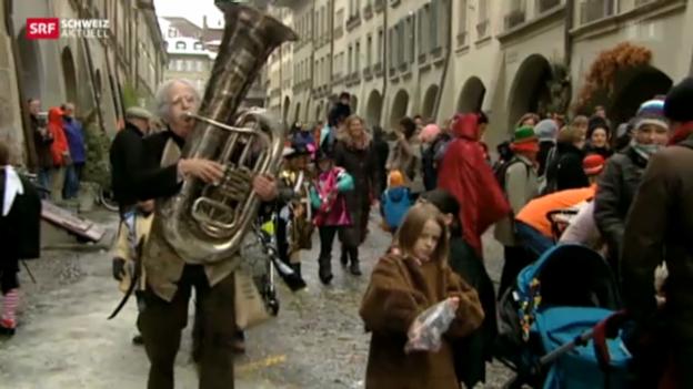 Video «Schweiz aktuell vom 15. Februar 2013» abspielen