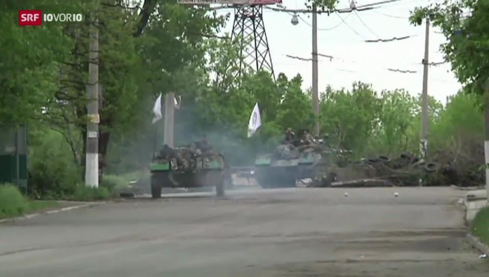 Ukraine: Moderne Waffen