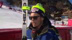 Video «Caviezel: «Katastrophaler 2. Lauf»» abspielen
