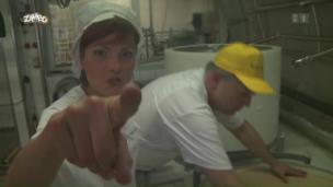 Video «Was kann man alles aus Milch machen?» abspielen