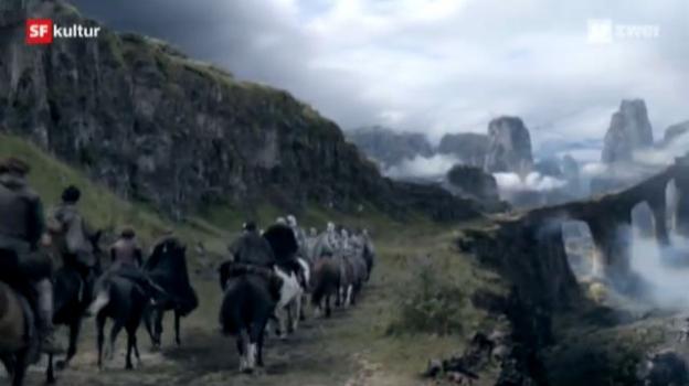 Video ««Game of Thrones»- eine Fantasy-Serie erobert die Welt» abspielen