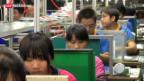 Video «Chinas Wirtschaft erhält einen Dämpfer» abspielen