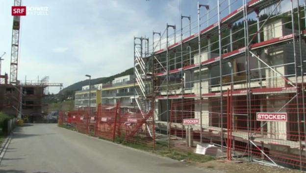 Video «Leerwohnungen in Beringen» abspielen