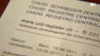 Video «Ein Registerhai jagt KMUs» abspielen