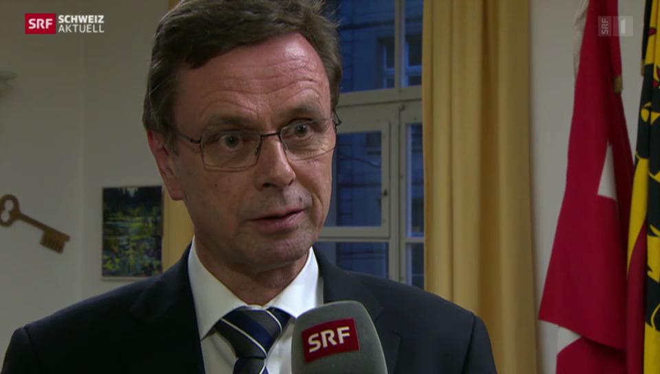 Hans-Jürg Käser zur Anstellung von Caccivio