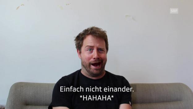 Video «Gespräche an einem veganen Weisswurst-Buurezmorge – «Kennsch?»» abspielen