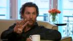 Video «Matthew McConaughey: «Trump ist unser Präsident»» abspielen