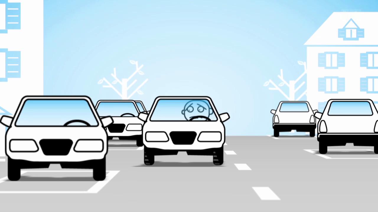 «Darf man das?»: Parkieren in der Gegenrichtung