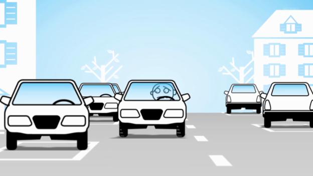 Video ««Darf man das?»: Parkieren in der Gegenrichtung» abspielen