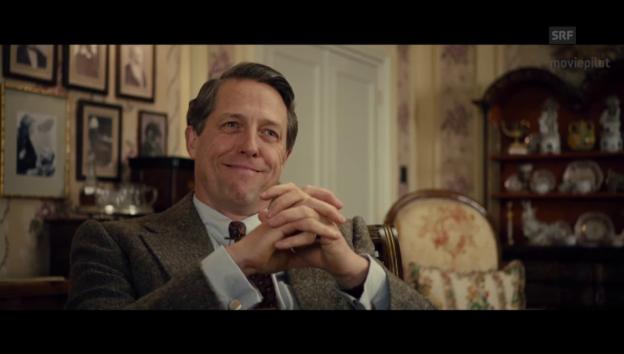 Video «Hugh Grant in «Florence Foster Jenkins»» abspielen