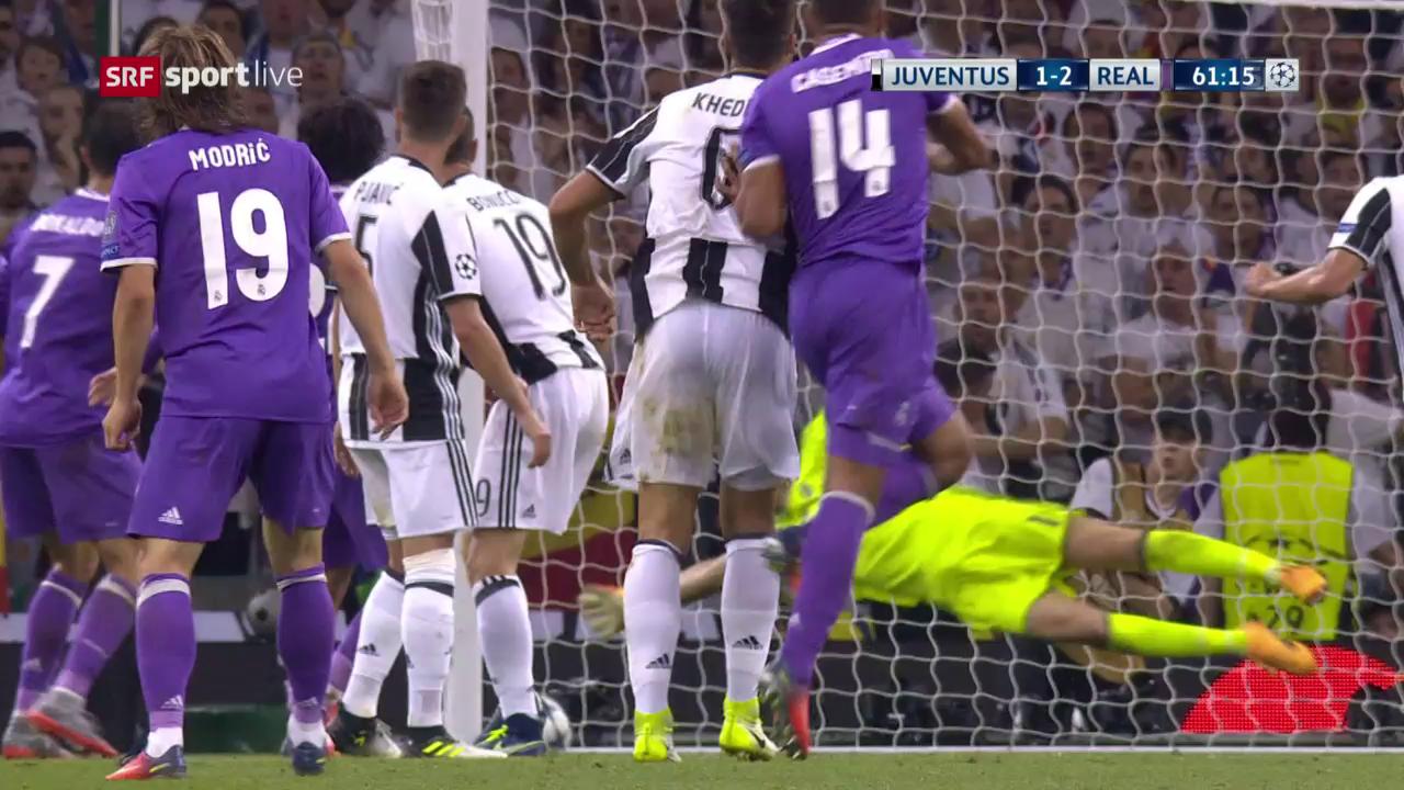 Das Game-Winning-Goal von Casemiro