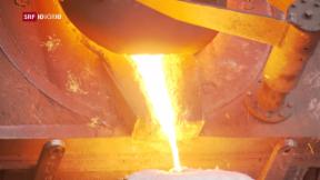 Video «FOKUS: Stahl lässt Handelsstreit aufflammen» abspielen