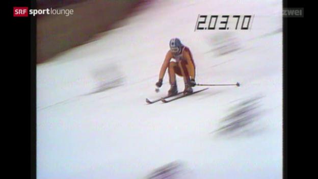 Video «50 Jahre Skiweltcup» abspielen