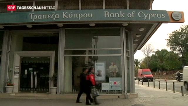 Zyperns Parlament entscheidet über Abgaben