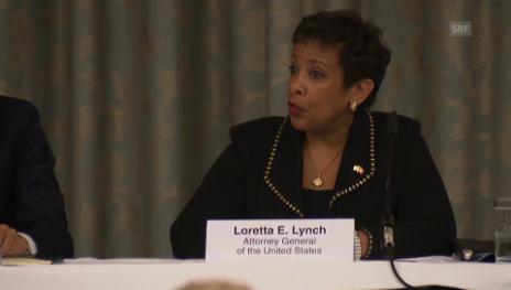 Video «Lynch schweigt sich über Blatters Reisepläne aus» abspielen
