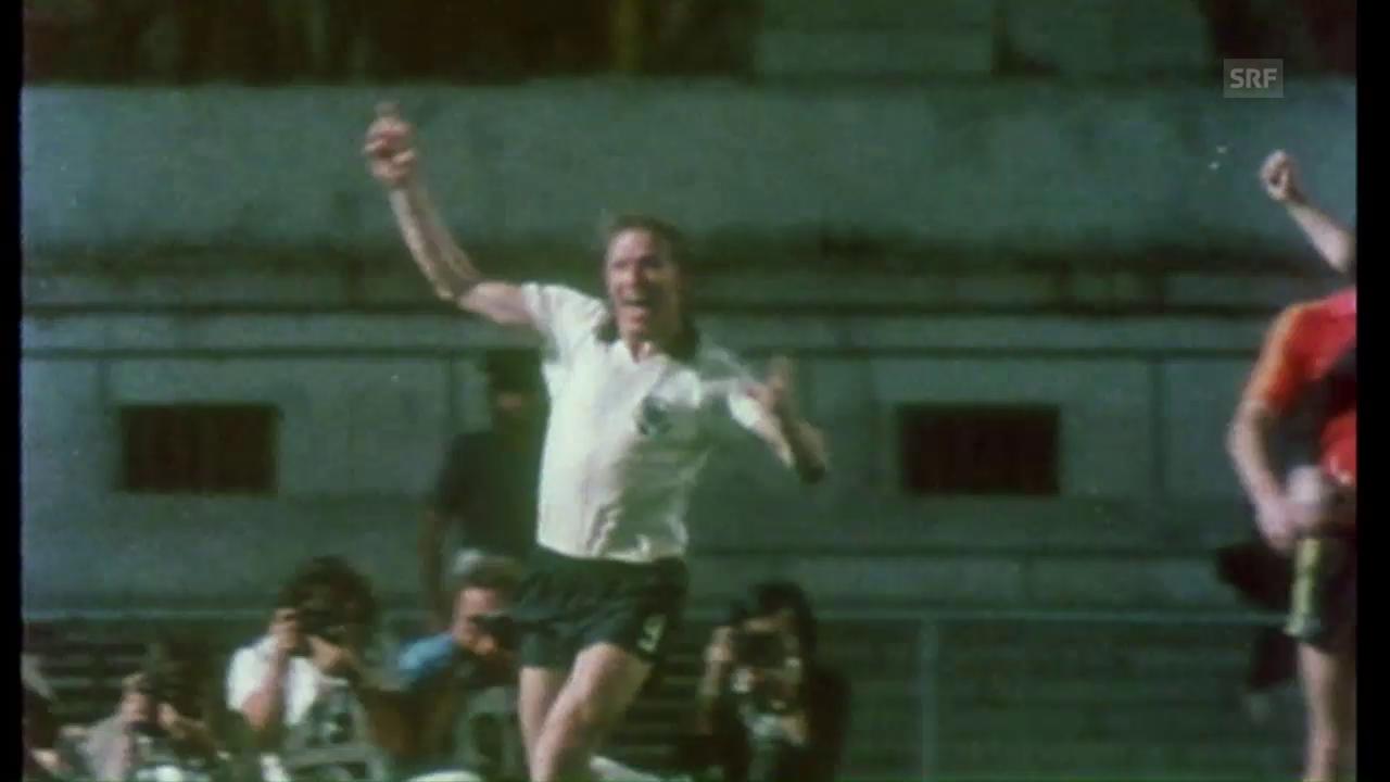 Hrubeschs Tore im Final 1980