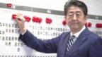 Video «Abe steuert auf Wahlsieg in Japan zu» abspielen