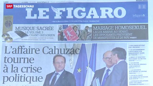 Wahlkampfmanager von Hollande offenbar an Offshore-Firmen beteiligt