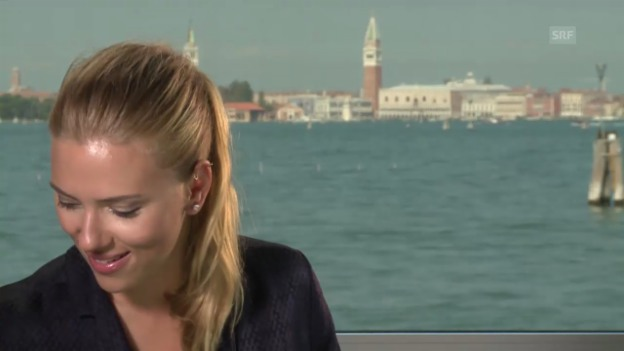Video «Interview mit Scarlett Johansson & Jonathan Glazer» abspielen