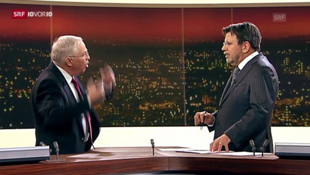 Video ««Die Probleme für die EU werden gross sein.»» abspielen