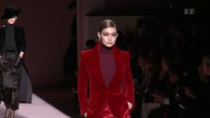 Video «New York Fashion Week eröffnet» abspielen
