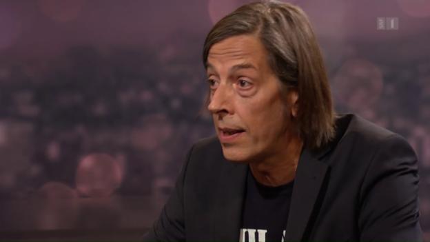 Video «Roger Schawinski im Gespräch mit Pedro Lenz» abspielen