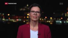 Video «Einschätzung von SRF-Korrespondentin Ruth Bossart» abspielen