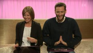Video ««Ich oder Du» mit Sabina Schneebeli und Tim Bettermann» abspielen