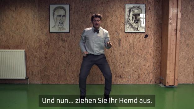 Video «Das Vorstellungsgespräch (F 2014)» abspielen