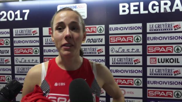Video «Büchel verrät ihren Trick: «So wurde es für alle hart»» abspielen