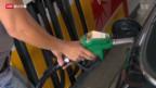 Video «Benzin soll 15 Rappen aufschlagen» abspielen