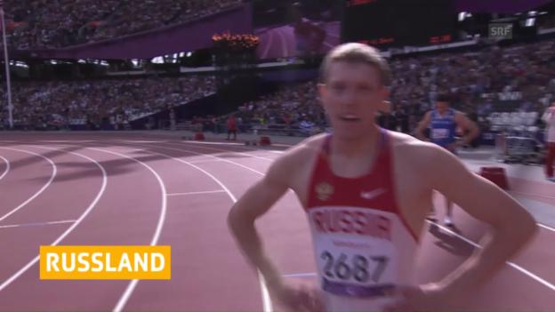 Video «Keine Paralympics für Russland» abspielen