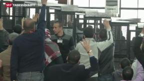 Video «183 Muslimbrüder zum Tode verurteilt» abspielen