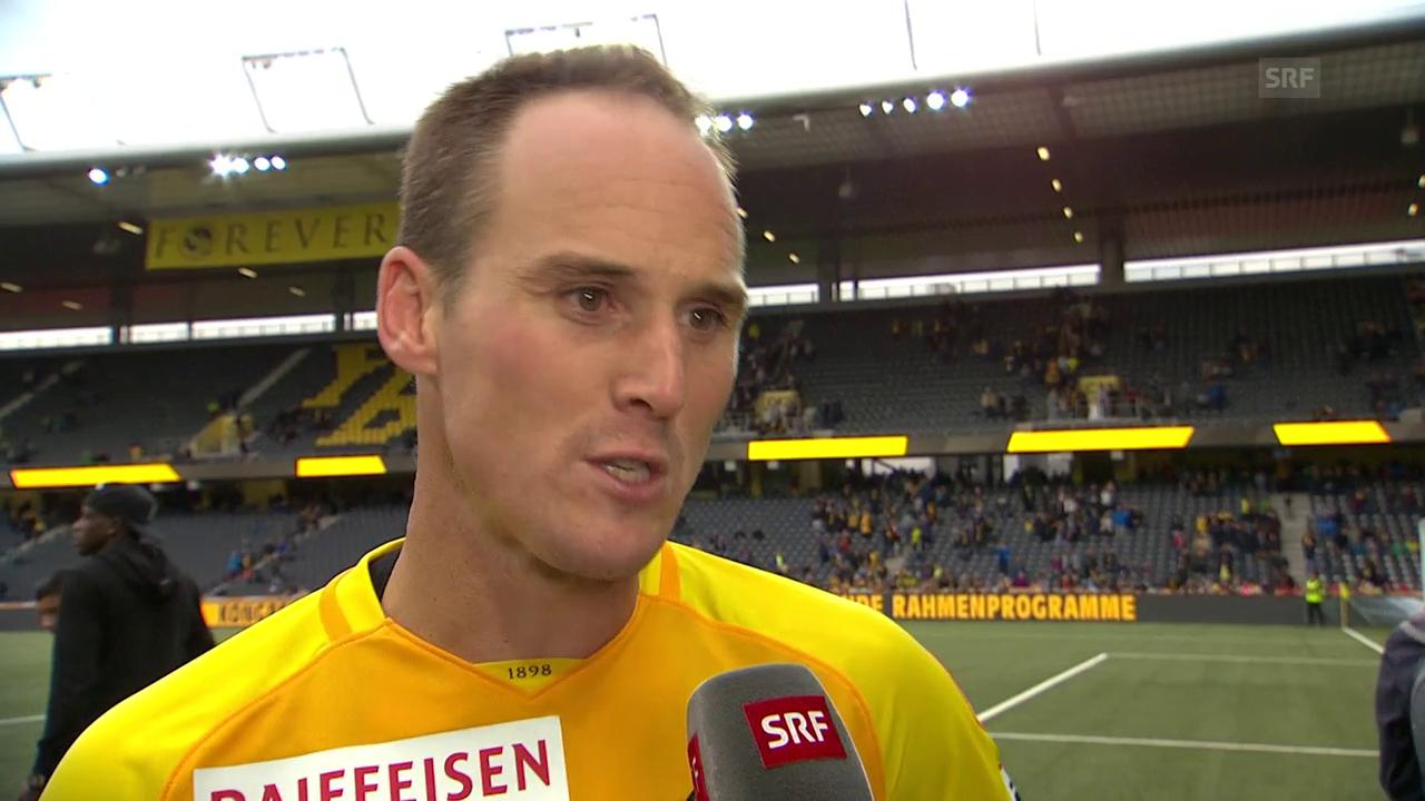 Von Bergen: «Es hätte noch 1 oder 2 Tore mehr sein können»