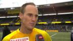 Video «Von Bergen: «Es hätte noch 1 oder 2 Tore mehr sein können»» abspielen