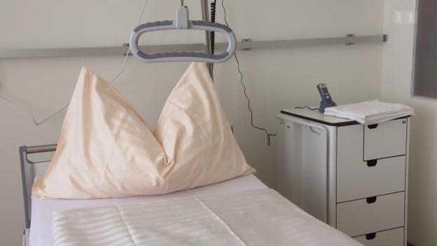 Video «Kranke Preise: Spital-Einzelzimmer teurer als Luxushotel» abspielen